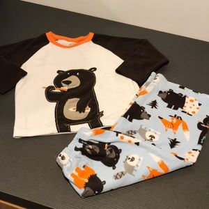 Fleece Pajamas (2T)